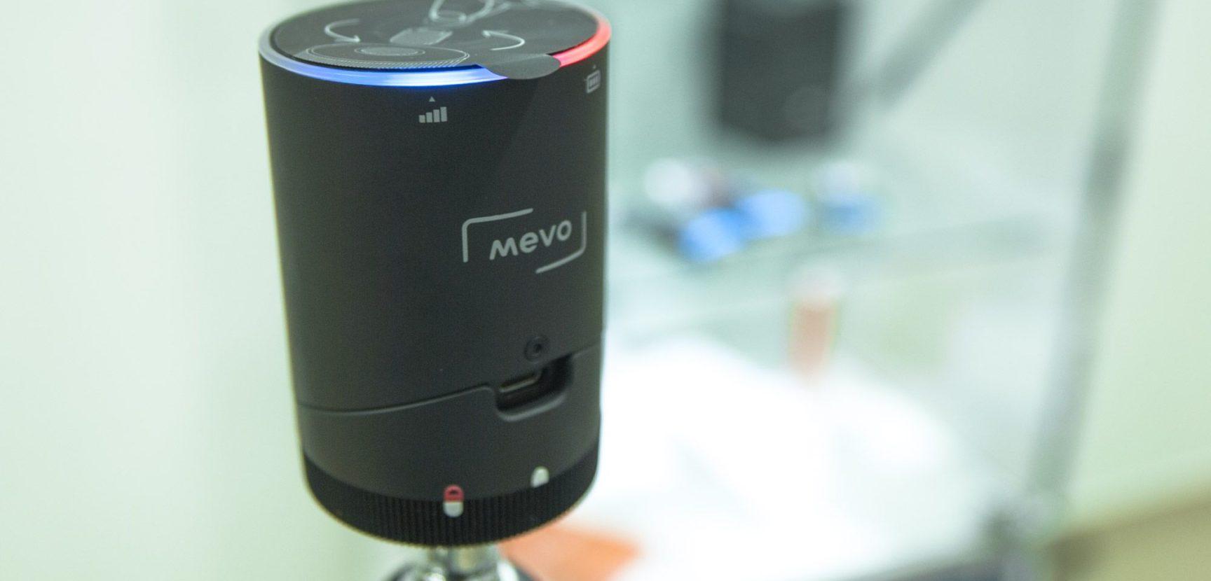 Mevo Live graba en 4K y transmite a las redes sociales