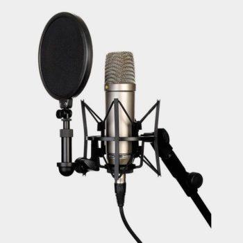 Micrófono condensador Rode NT1-A