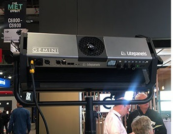 Litepanels en la NabShow 2018