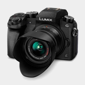 Cámara Panasonic Lumix DMC-G7 Sin Espejos Micro cuatro tercios