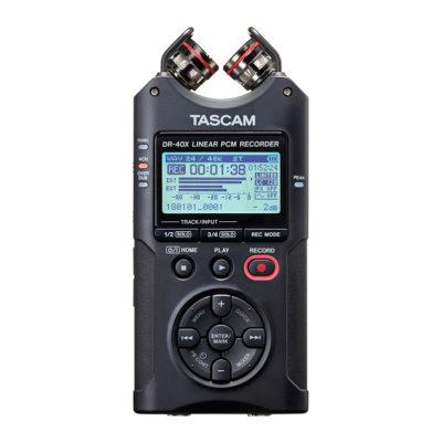 Grabador Tascam DR-40X