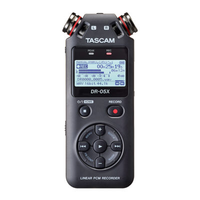 Grabador Tascam DR-05X