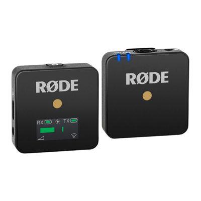 Micrófono inalámbrico Rode Wireless GO para teléfonos y cámaras