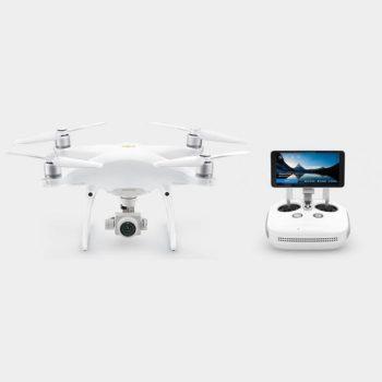 Dron DJI Phantom 4 Pro+ Version 2.0