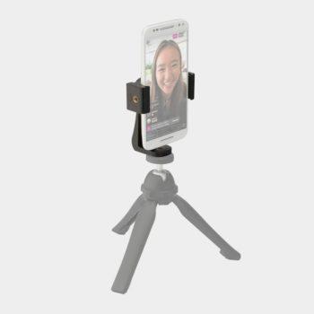 Adaptador de trípode para teléfono inteligente