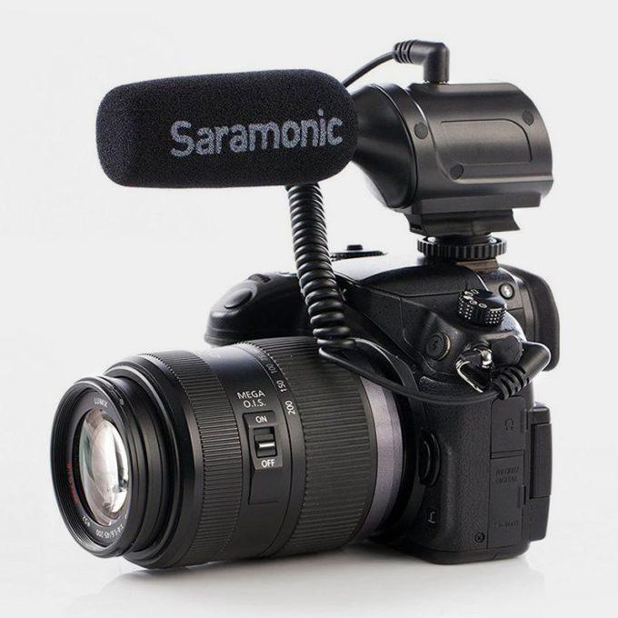 Micrófono Saramonic SR-PMIC1