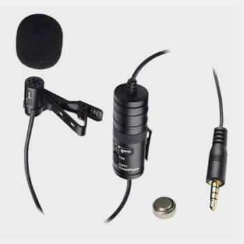 Micrófono de balita profesional