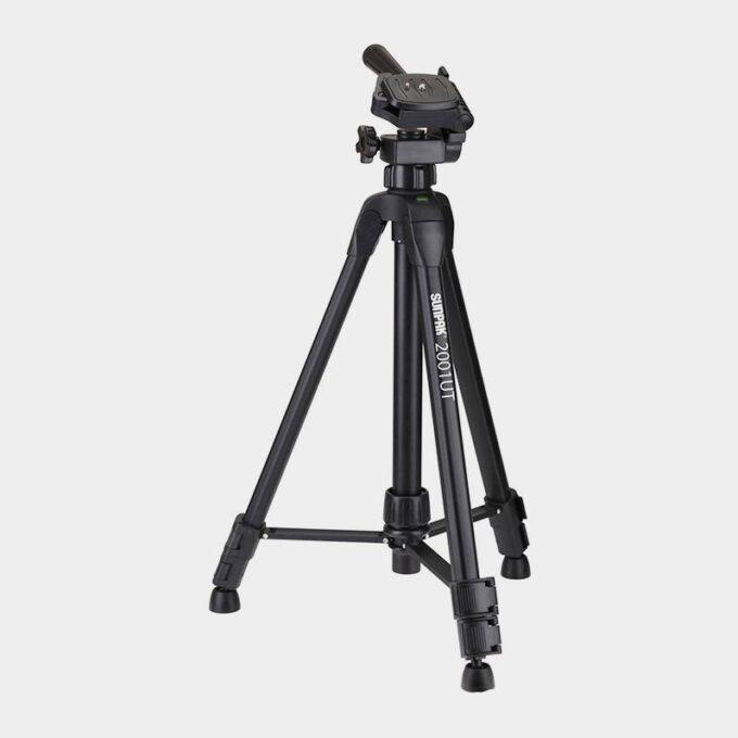 Trípode Sunpak 2001UT para teléfonos y cámara
