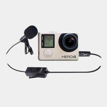 Micrófono de balita para GoPro
